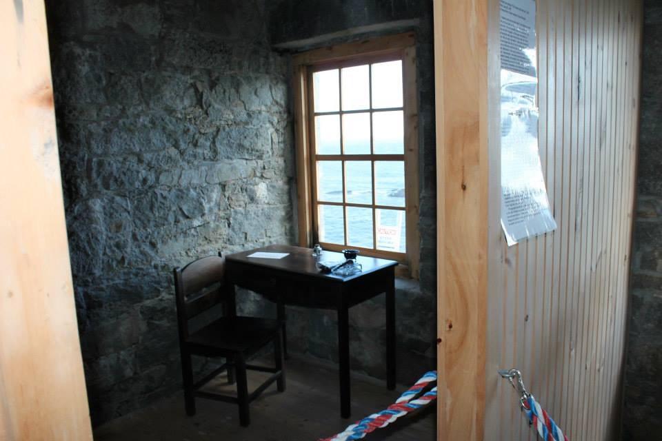 Lighthouse Interior
